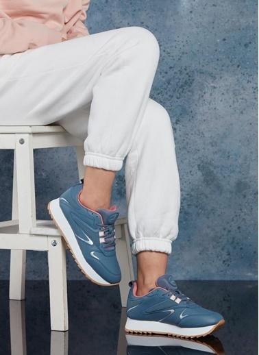 Dark Seer Ds3.5208K Sneaker 2021 Kadın Mavi